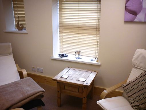 Nottingham Counselling and Psychotherapy, Consulting Room no 1 - Rebecca Donaghy