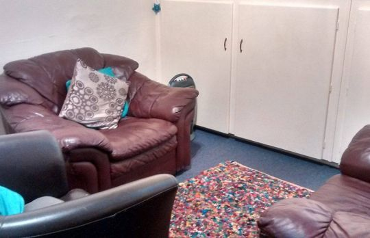 Consulting Room of Exeter Accredited  Counsellor Wendy Savage