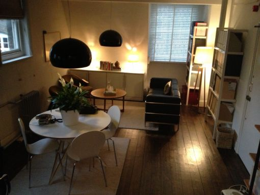 Consulting Room of London Registered Counselling Psychologist Pier Luigi Ceccarelli