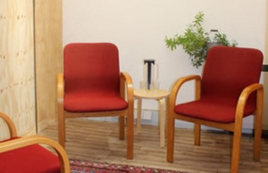 Consulting Room of London Registered Counsellor Deone Payne-James