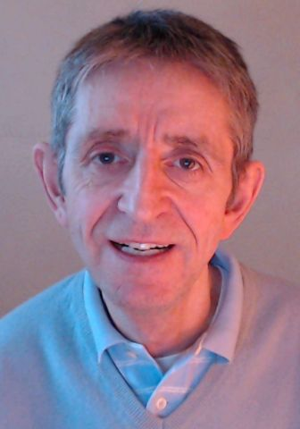 Chartered Psychologist David Parry