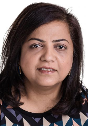 Smita Rajput Kamble - Registered Counsellor