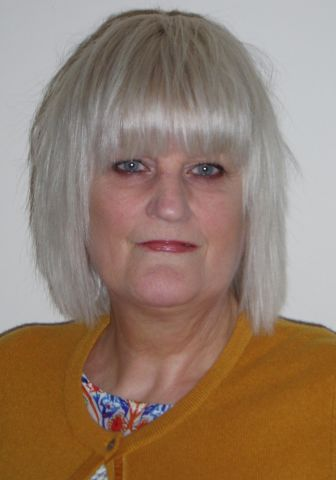 Registered Counsellor Patricia Hudson