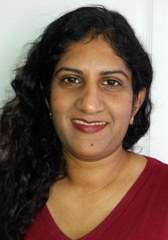 Anusha Govender - Accredited Psychotherapist